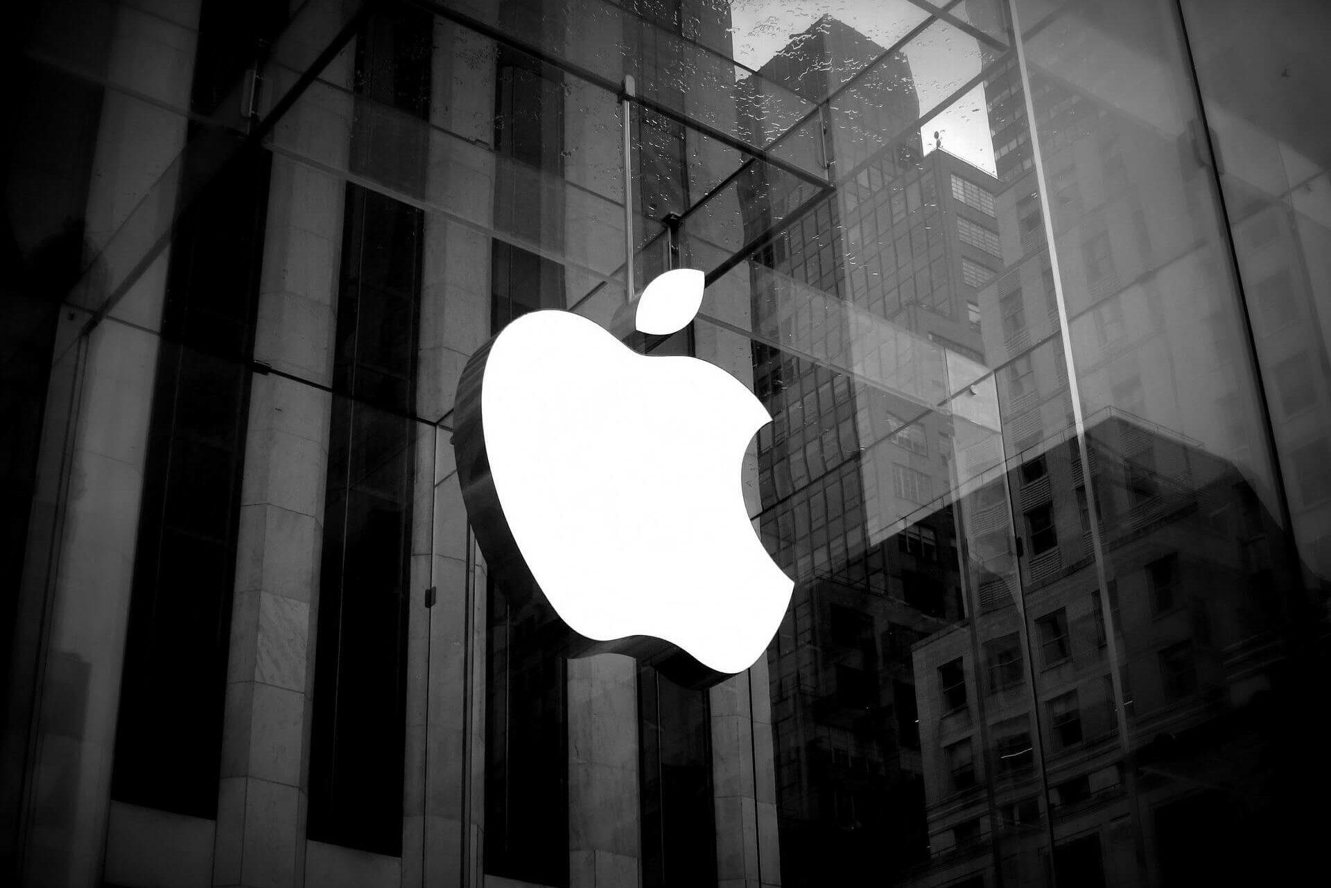 Symboldbild für das Datenschutzupdate bei Apple